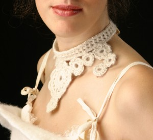 Crochet Chain on Carmen for Winterize