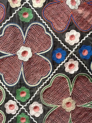 Fresh Configurations Longridge Look Book Mongolian Textile