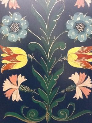 Fresh Configurations Longridge Look Book Handpainted Armoire by Nancy Taylor