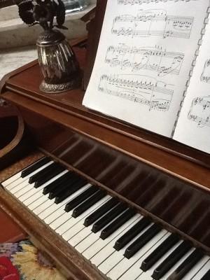 Fresh Configurations Longridge Lookbook Baby Grand Piano