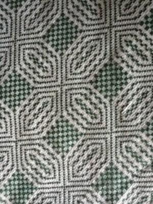 Fresh Configurations Longridge Lookbook Swedish Handwoven Linen Coverlet