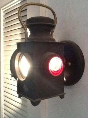 Fresh Configurations Longridge Lookbook Vintage Street Light