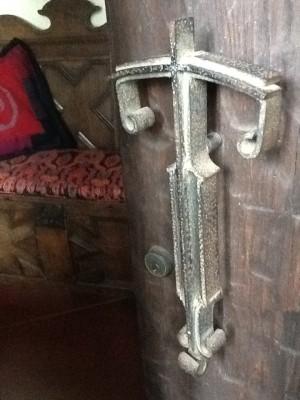 Fresh Configurations Longridge T Front Door Handle