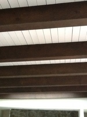 Fresh Configurations Longridge Lookbook Ceiling with Beams