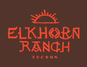 Elkhorn Ranch, Tucson shirt design by Sarah Presson and Annie Taylor for Eye Like Design