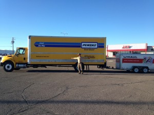 Penske Heading to Arizona